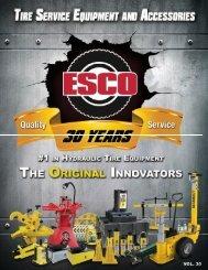 view our catalog - Esco