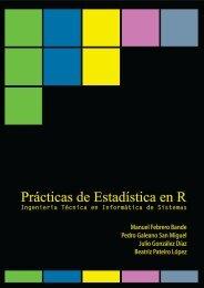 Prácticas de Estadística en R - Departamento de Estadística e ...