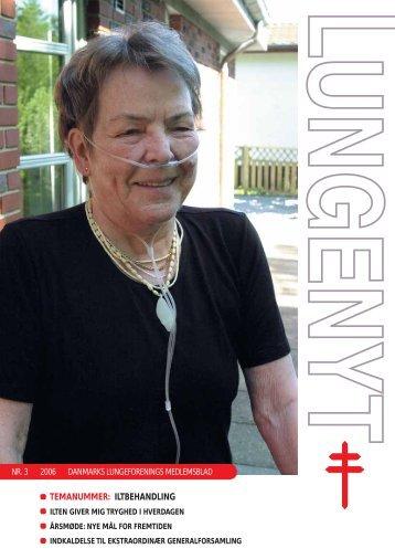 Download Lungenyt 3, 2006 - Danmarks Lungeforening