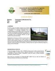Caso de éxito Monteverde - Cegesti