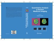 Quantitative analysis in nuclear medicine imaging - PINLAB