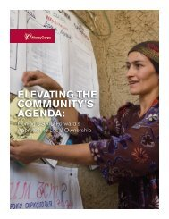 Local Ownership Policy Paper.pdf - Mercy Corps