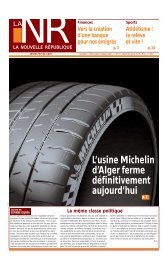 Edition n°4715 - La Nouvelle République