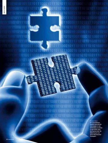 Technik die Sinn macht (Die Presse - PDF) - Semantic Web Company
