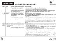 Förderplan aufrufen (PDF) - K2Max.de