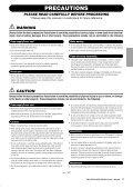 XM4180 Owner's Manual - Sonic Sense Sonic Sense - Page 3