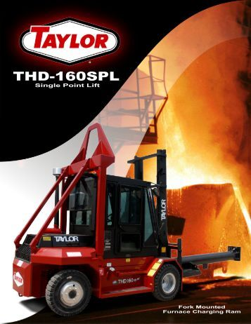 Brochure - Taylor Machine Works