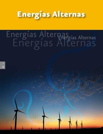Energías Alternas - Instituto de Investigaciones Eléctricas