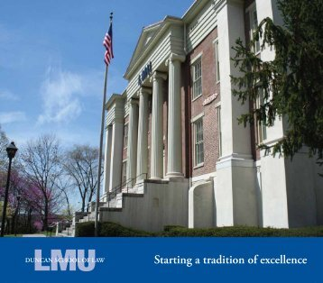 Download the View Book PDF - Lincoln Memorial University