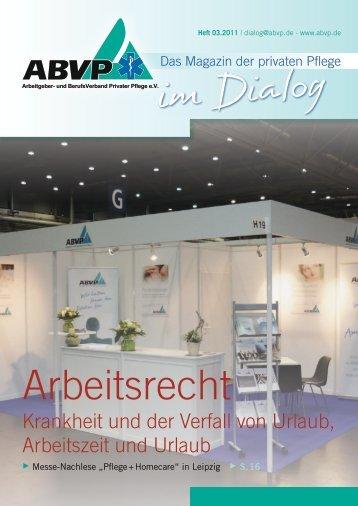 Ausgabe 3 2011 - ABVP