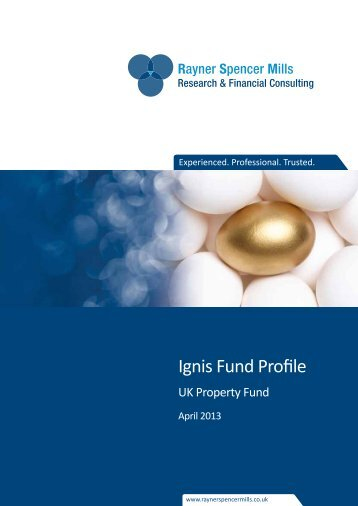 Raynor Spencer Mills - Ignis UK Property Fund Rating - Ignis Asset ...