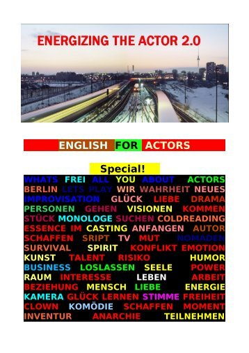 ETA Spezial English for Actors.pdf - marketing-fuer-schauspieler