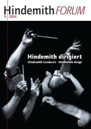 a berlin - Paul Hindemith