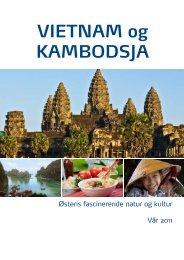 VIETNAM og KAMBODSJA - Unik Travel