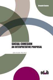 SOCIAL COHESION - Ed.it