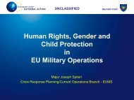 Human Rights, Gender and Child Protection in EU ... - Capacity4Dev
