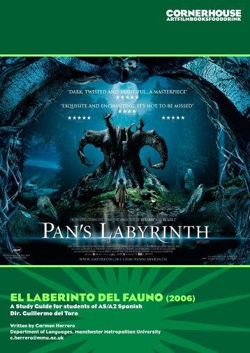 EL LABERINTO DEL FAUNO (2006) - Cornerhouse