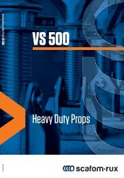 Heavy Duty Props - Rux GmbH