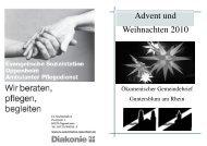 Brief Dez 2010.pdf - Ev.Kirchengemeinde Guntersblum - EKHN