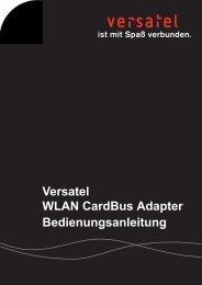 953343 Turbolink CB801R WLAN CardBus Adapter PCMCIA Karte ...