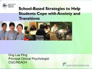 School-Based Strategies to Help Students Cope with Anxiety ... - Sites