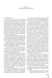 47 DISPOSIzIONI gENERALI - La Tribuna