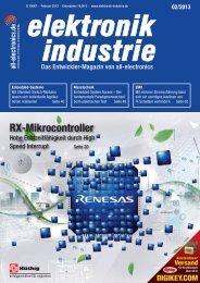PDF-Ausgabe herunterladen - elektronik industrie