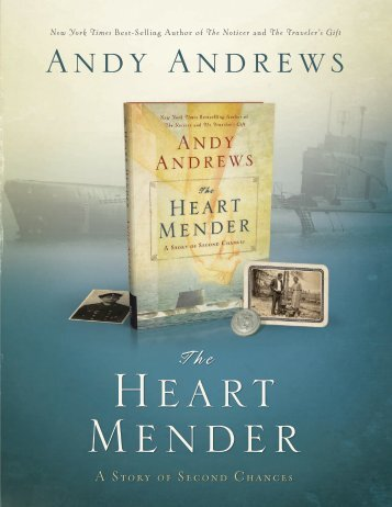 A Story of Second Chances - Andy Andrews
