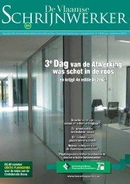 Vlaamse Schrijnwerker_november_2010.pdf - Magazines ...