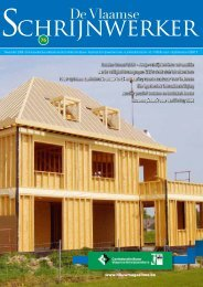 Vlaamse Schrijnwerker_november_2008.pdf - Magazines ...