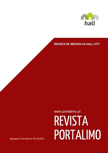 Revista Portalimo Hall City
