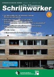 Vlaamse Schrijnwerker_november_2007.pdf - Magazines ...