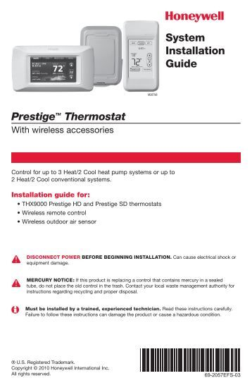 Honeywell Home Thermostat Wiring Diagram : Honeywell pro wiring diagrams thermostat