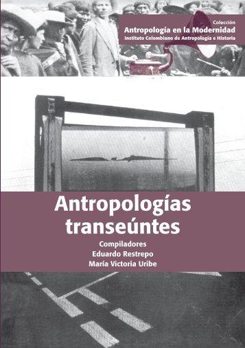 Antropologías transeúntes - Ram-wan.net