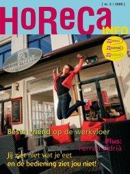 nr. 3 / 2009 - FNV Horecabond