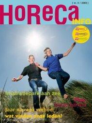 nr. 4 / 2009 - FNV Horecabond