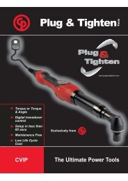 Plug and Tighten - Pneumatic Tools Online
