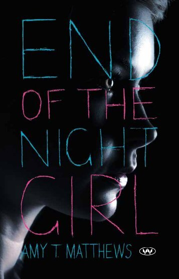 End of the Night Girl - Wakefield Press
