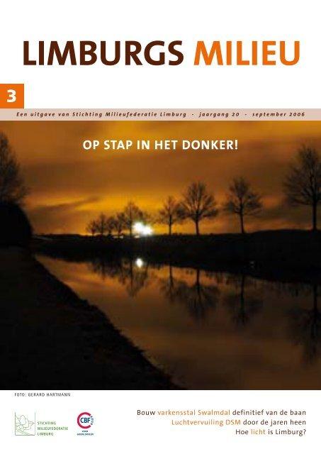 Limburgs Milieu nr. 3 2006 - Milieufederatie Limburg