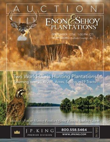 Brochure - J.P. King Auction Company