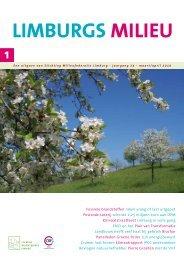 Limburgs Milieu nr. 1 2010 - Milieufederatie Limburg