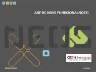ADF-RC NOVE FUNKCIONALNOSTI - HrOUG