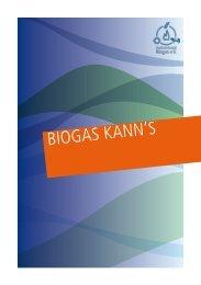 Broschüre Biogas kann's (PDF,1,8 MB) - Biogas-Tour 2013