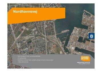 Nordhavnsvej Connection, 24 November 2009 - Dftu.dk