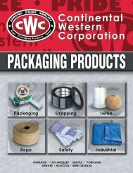 Packaging Catalog - Trident Supply LLC