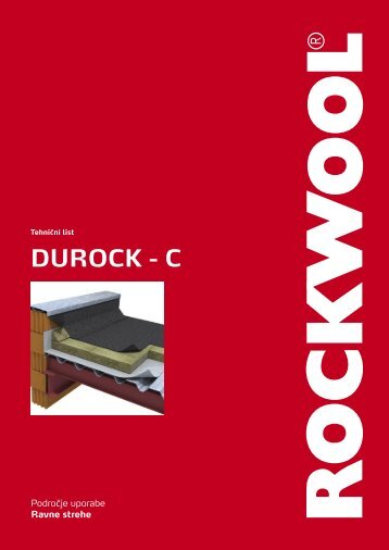 Rockwool - Durock C - Ravago
