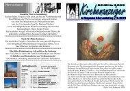 Sonntag, 11. Dezember – 3. Advent - Pfarrei Heilig Blut - Landshut