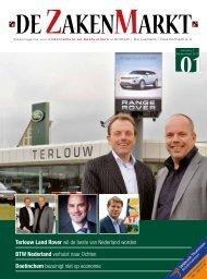 Terlouw Land Rover wil de beste van Nederland worden BTW ...
