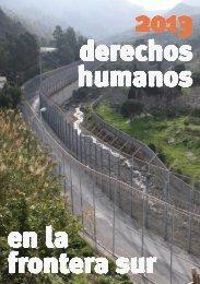 2013. Derechos humanos en la frontera Sur.