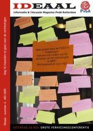ideaal mei 2005.pdf - PvdA Rotterdam